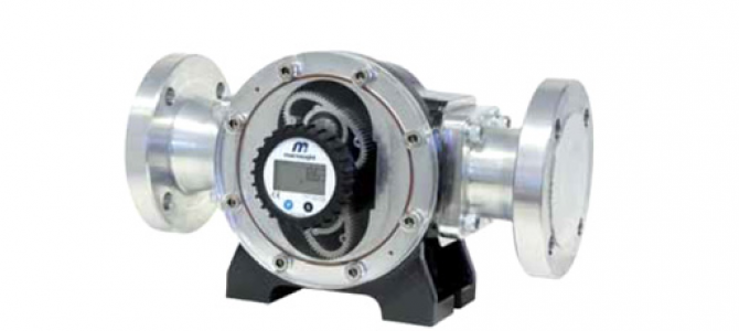 Czym mierzyć przepływ paliw, chemikaliów, olejów i innych lepkich cieczy?   Przepływomierzem owalno-kołowym!